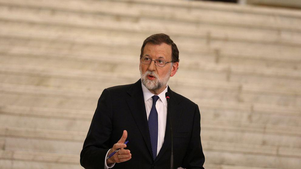 """Rajoy acepta la invitación al diálogo de Torra """"siempre dentro de la ley"""""""