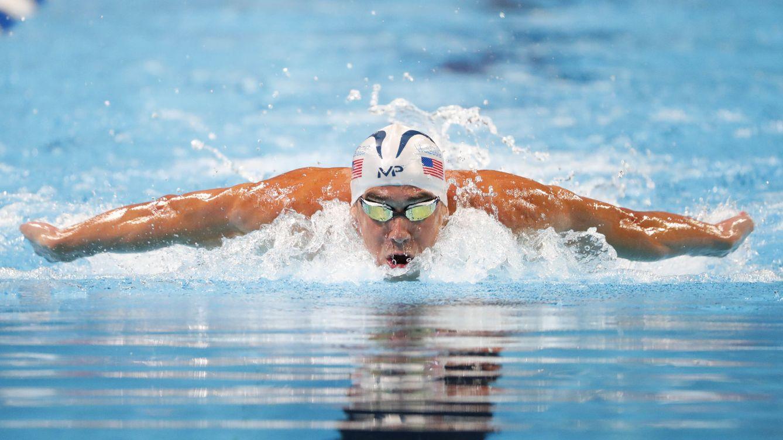 Foto: Michael Phelps (Reuters)