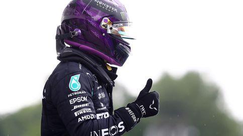 Fórmula 1: Paliza de Mercedes con Hamilton en la pole y Carlos Sainz saldrá 9º