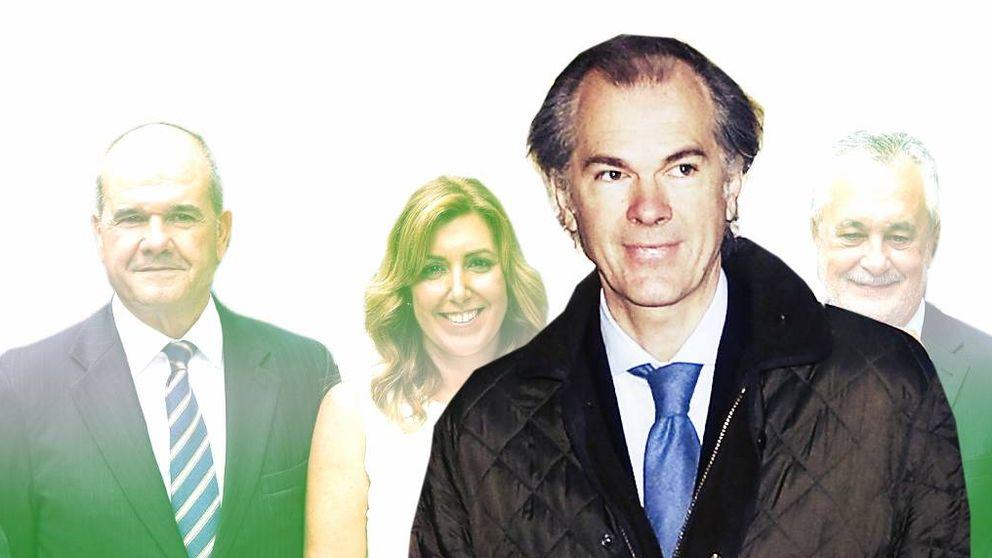 Dos décadas de socialismo andaluz contra las cuerdas en plena campaña