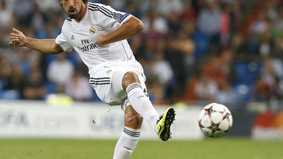 Sin respuesta de Xabi Alonso, el Madrid se asegura el sí de Khedira