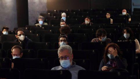 El cine cierra 2020 en España con pérdidas de 446 millones de euros frente a 2019