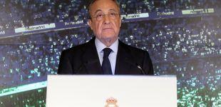 Post de La trinchera de Florentino Pérez en la semana fantasma del Real Madrid