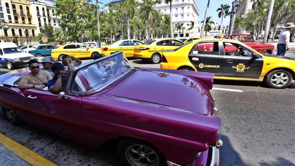 Foto: Turismo en La Habana. (EFE)