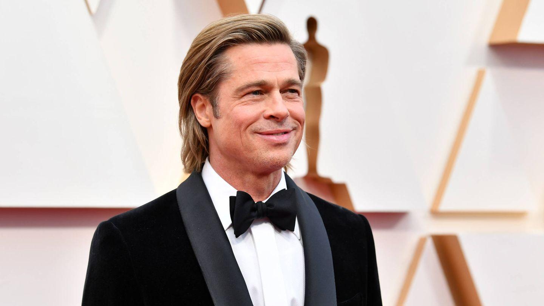 Brad Pitt, en los Oscar de 2020. (Getty)