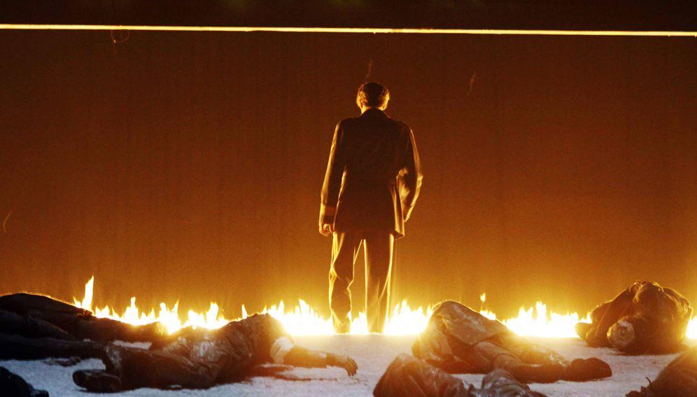 Foto: 'Walkyria', de Wagner, dirigida por Pablo Heras-Casado Wagner en el Teatro Real de Madrid. (Opern Köln)