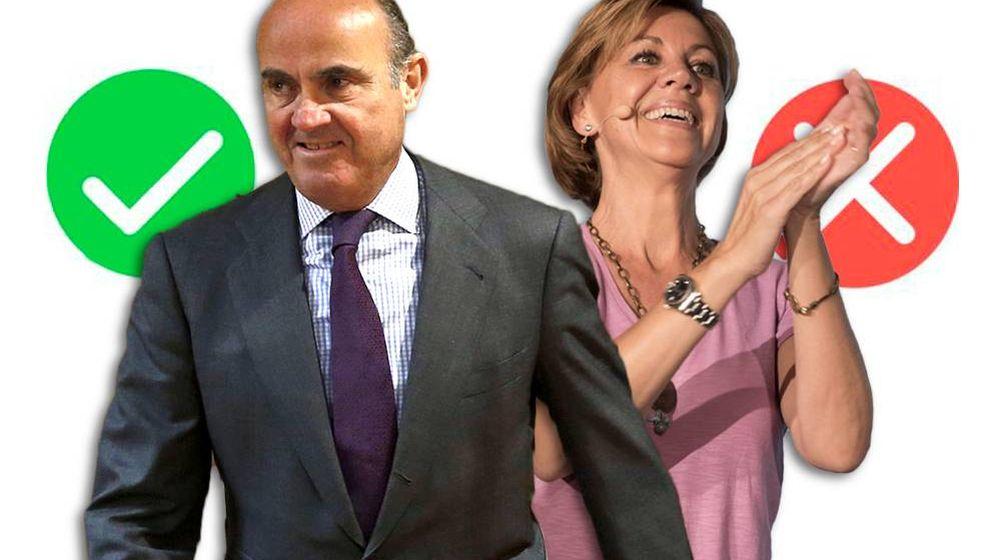 Foto: Encuesta interactiva:  ¿cuál de estos populares será ministro de Rajoy?