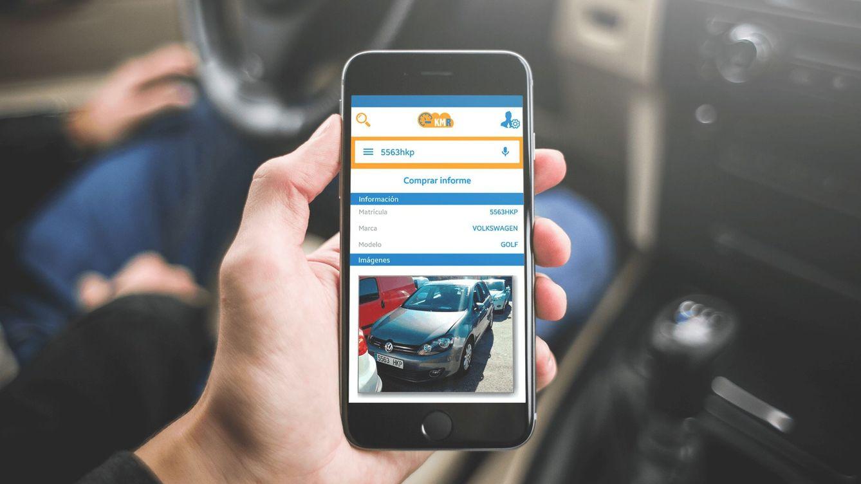 Una aplicación para facilitar la compra de un coche usado