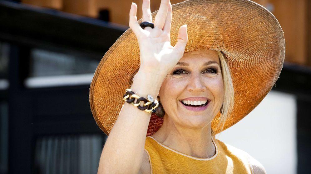 Foto: La reina Máxima de Holanda, en una imagen de archivo. (EFE)