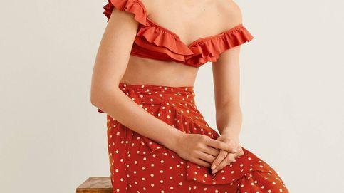 Mango Outlet rebaja las faldas por las que suspirabas el año pasado y siguen siendo tendencia