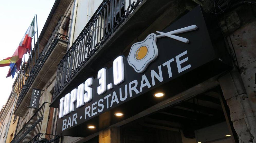 Foto: Tapas 3.0, el restaurante de Jorge Lozano.