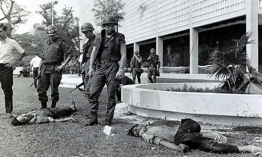 Foto: Ofensiva del Tet