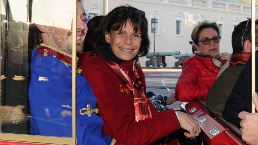 Estefanía de Mónaco, protagonista en el 40º aniversario del Festival de Circo de Montecarlo