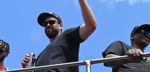 Post de El espectáculo de un 'contento' Marc Gasol en la celebración de los Raptors