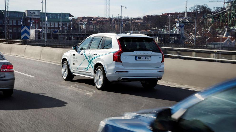 Volvo prepara la mayor experiencia de coche autónomo en China