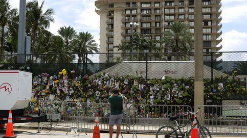 Un hombre sobrevive al derrumbe del edificio de Miami gracias a su novia