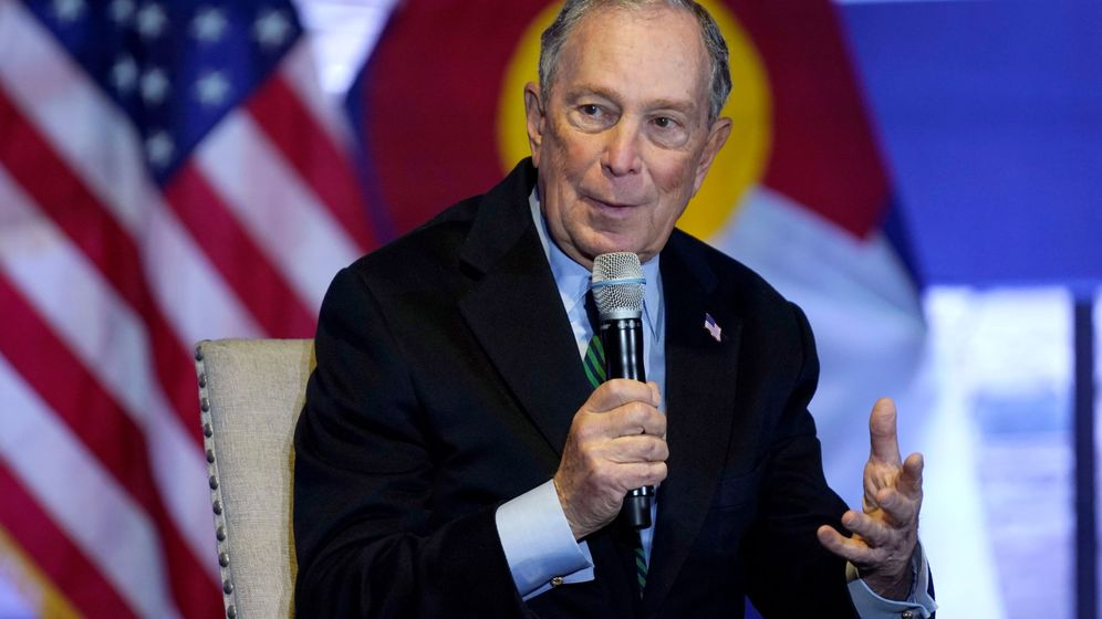 Foto: Michael Bloomberg. (Reuters)