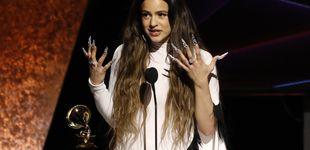 Post de Rosalía gana el primer Grammy de carrera: mejor disco latino de rock, por 'El mal querer'