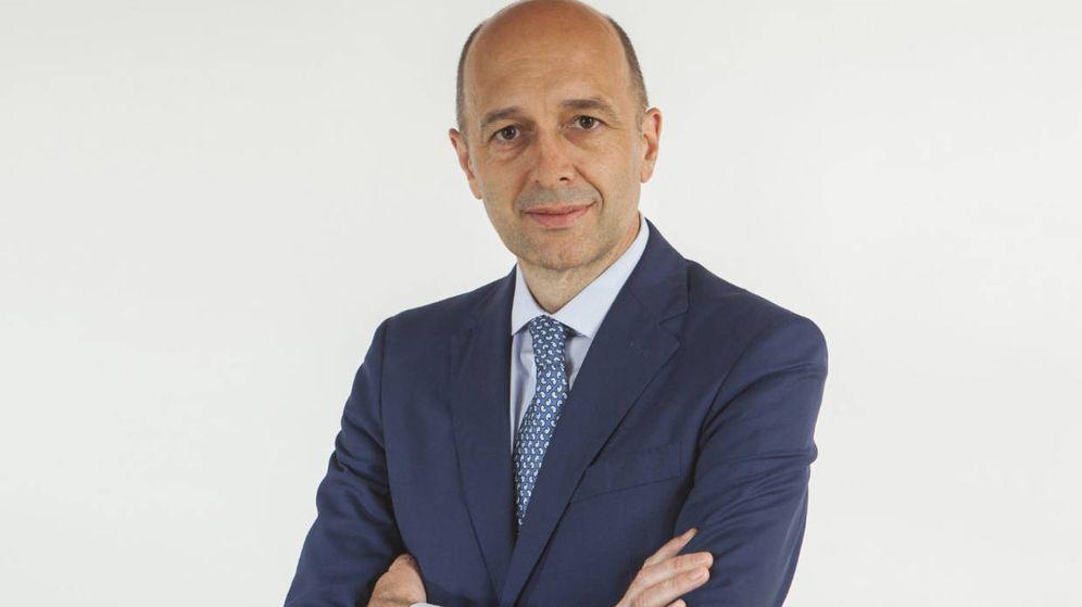 Foto: Julián Velasco, presidente de 13TV y ahora también consejero delegado tras la salida de Sergio Peláez. (Foto: COPE)