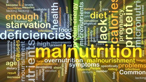 Cinco deficiencias nutricionales muy comunes