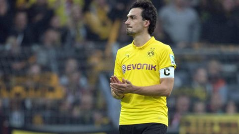 Hummels rechaza una oferta del United y seguirá en el Borussia de Dortmund