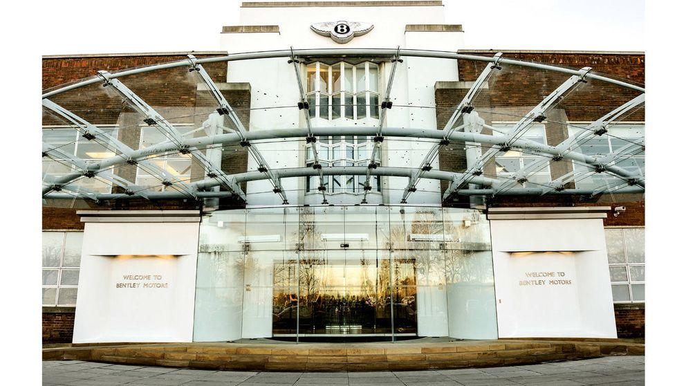 Bentley: en la fábrica del mejor coche del mundo