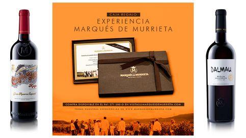 El nuevo pack experiencial de Marqués de Murrieta