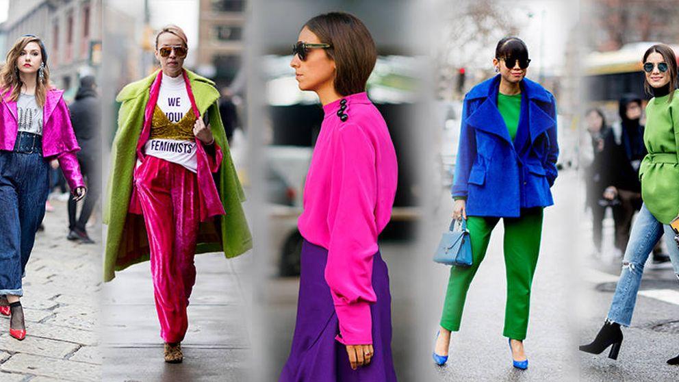 Colores vivos, el mejor antídoto contra el frío