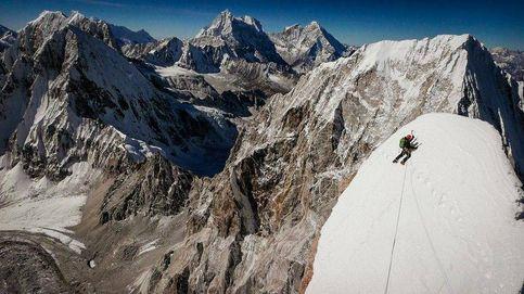 El espectacular ascenso en solitario de un alpinista austriaco