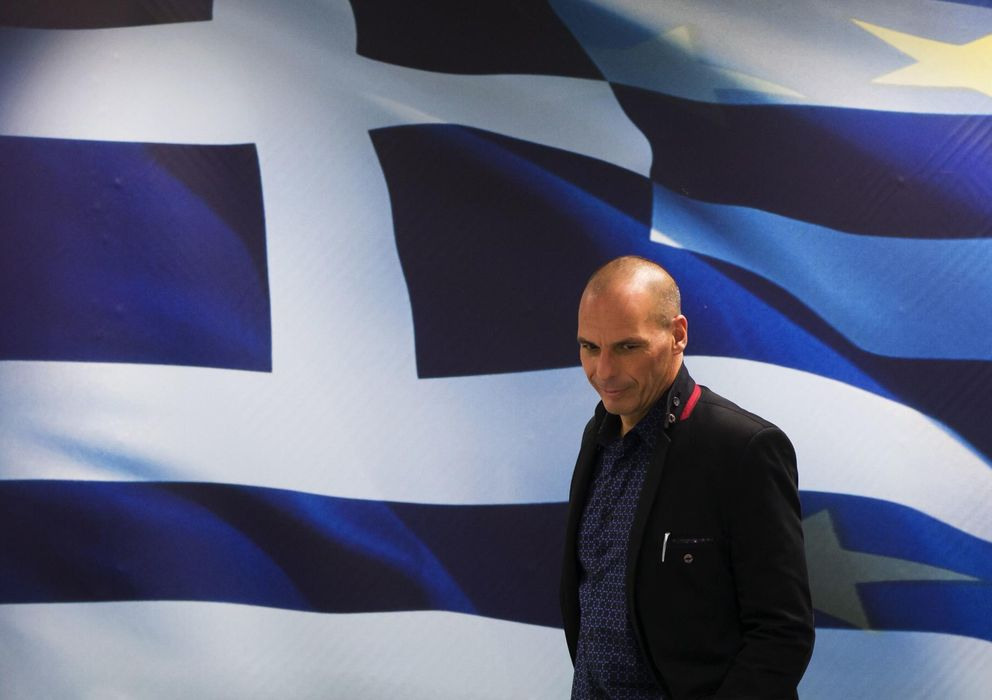 Foto: El ministro de Finanzas griego, Yanis Varufakis (Reuters)