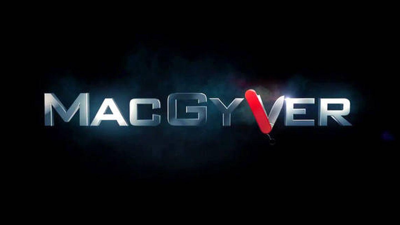 Logotipo del nuevo 'MacGyver'.