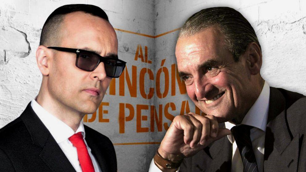 Risto Mejide interroga a Mario Conde sobre sus 'días de gloria' con el Rey
