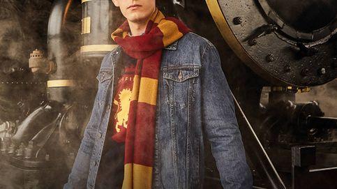 Por estas sudaderas y camisetas de Harry Potter hemos saltado a la sección masculina de Springfield
