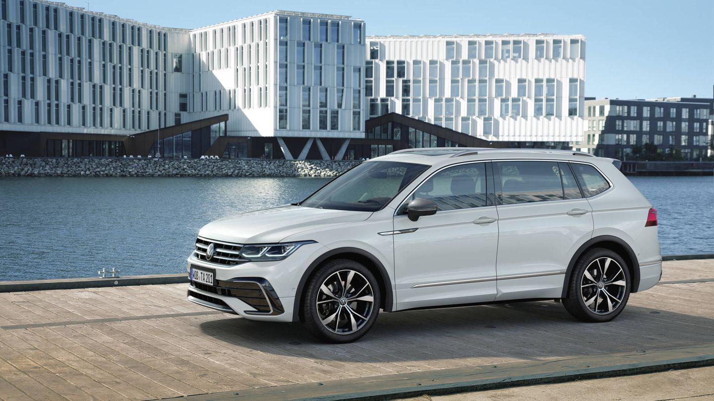 Ya está disponible en España el Volkswagen Tiguan Allspace.