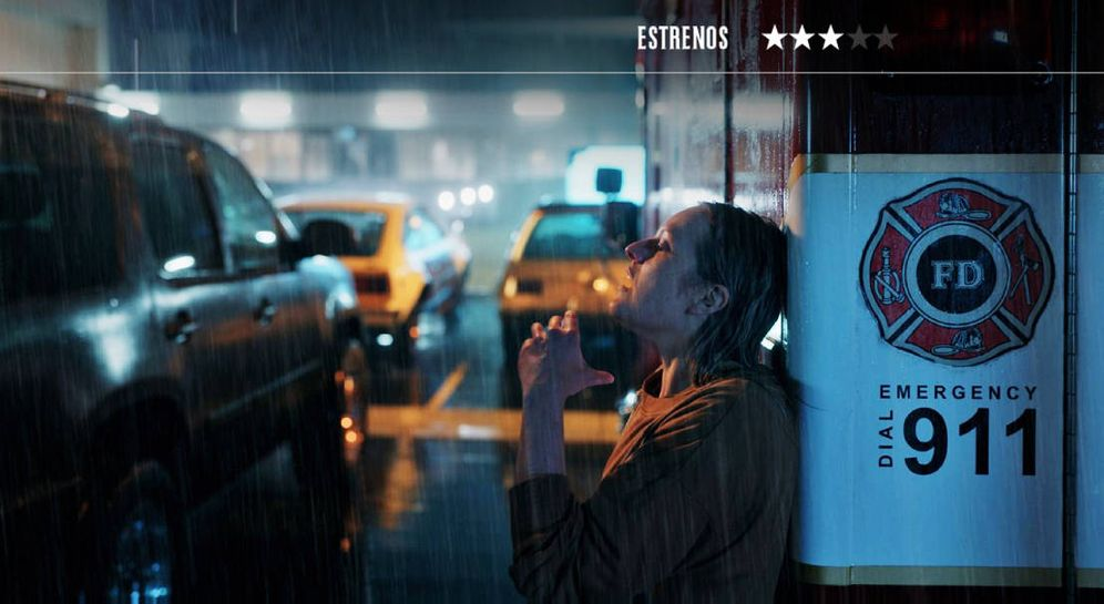 Foto: Elisabeth Moss es Cecilia Kass en 'El hombre invisible'. (Universal)