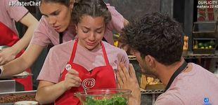 Post de El malentendido que ha hecho llorar a Samira en las cocinas de 'Masterchef'