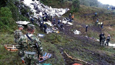 Suspenden el permiso para volar a Lamia, la aerolínea accidentada en Colombia