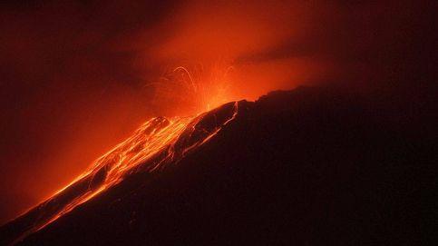 El volcán Tungurahua, el 'gigante negro' a punto de colapsar en Ecuador