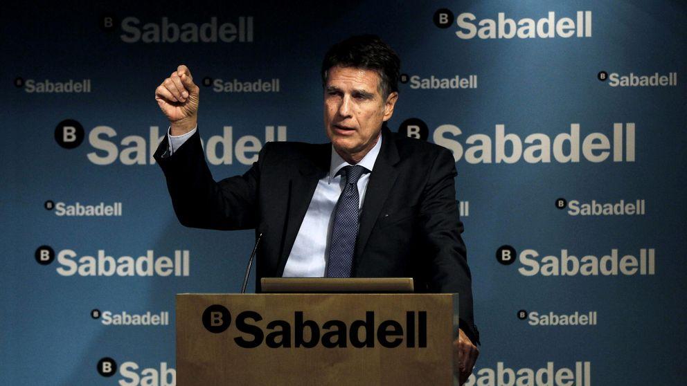 El beneficio del Banco Sabadell crece gracias a la integración del TSB