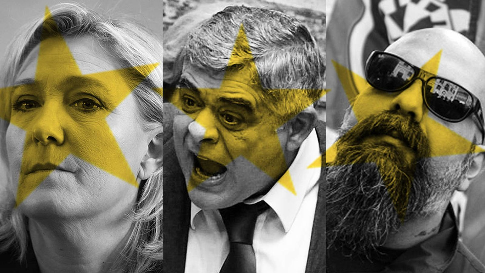 Resultado de imagen para presidentes neofascistas europeos