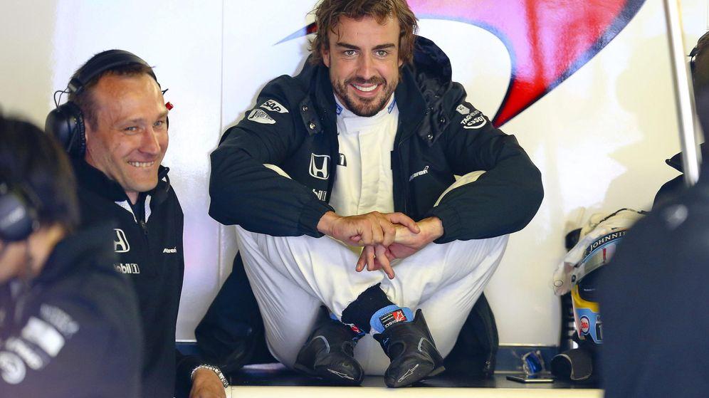 """Alonso, sobre los jefes: """"Nunca ayuda que te ilusionen demasiado y luego te decepcionen"""""""
