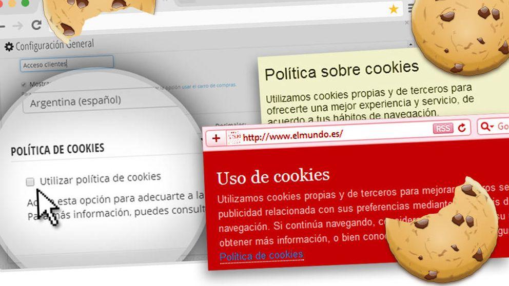 Llega el infierno del GDPR para las páginas que más te espían: los yonquis de las 'cookies'