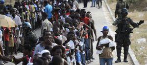 El temor a las epidemias planea sobre Haití