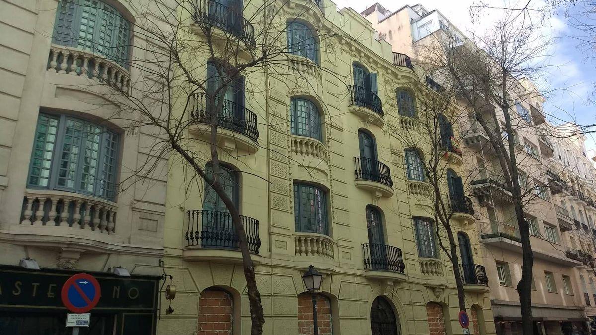 Casas De Lujo Christian Hannover Vende Todo Su Ladrillo En El Centro De Madrid A Inversores Mexicanos