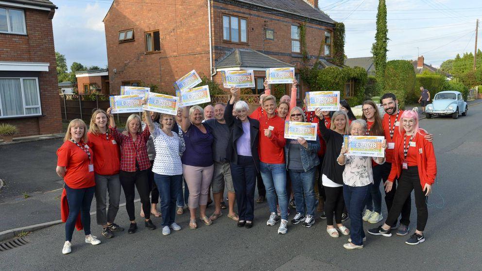 La 'lotería del Código Postal': cómo un premio puede hacer rico a un barrio en UK