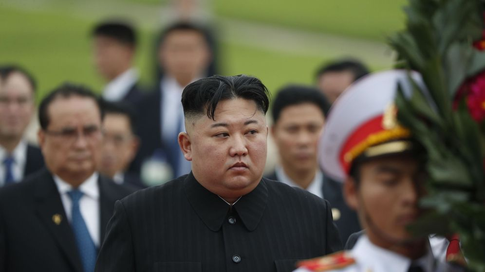 Foto: El líder de Corea del Norte, Kim Jong-un. (Reuters)