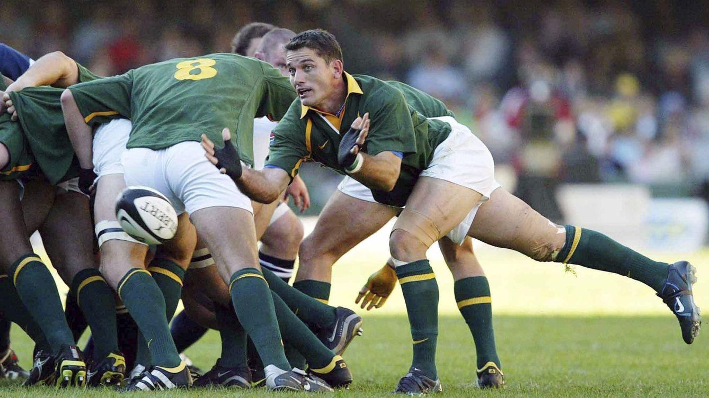 El mundo del rugby grita 'Invictus' contra la ELA tras la muerte de Van der Westhuizen