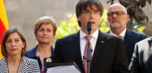 Post de TV3 omite la pitada a Carles Puigdemont en Badalona
