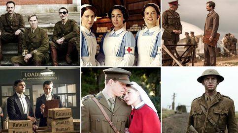 Seis series de televisión para celebrar el centenario del fin de la I Guerra Mundial