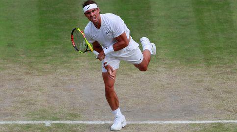 Rafa Nadal - Sam Querrey en directo: cuartos de final de Wimbledon
